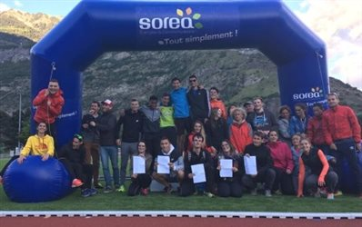 Interclubs - Belle perf' collective pour l'EOL